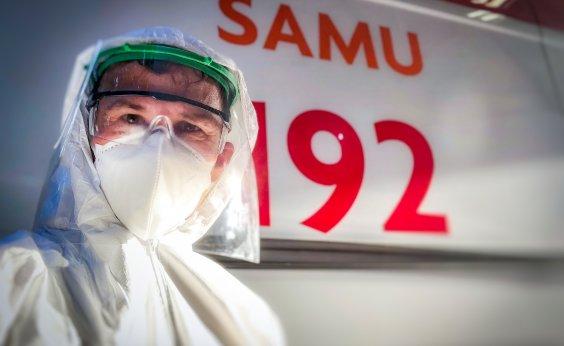 [Coronavírus: Brasil tem 553 mortes e 12.056 casos confirmados]