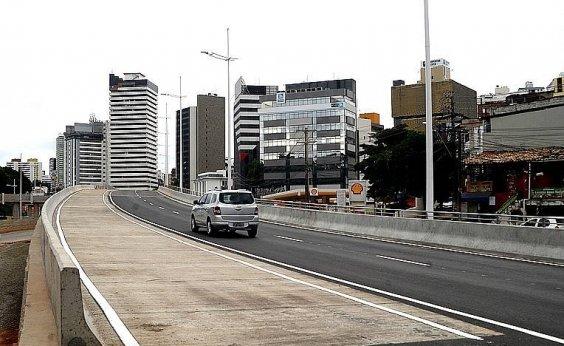 [Novo trecho das obras do BRT em Salvador é inaugurado]