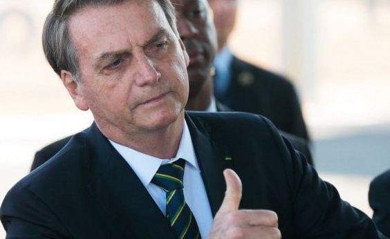 [Bolsonaro não comparece a dois eventos sobre coronavírus nesta terça]