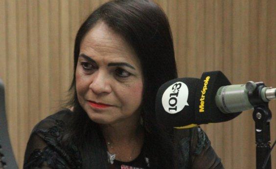 [Prefeita diz que Lauro de Freitas recebe 'apenas 10 testes' para detectar coronavírus por vez]