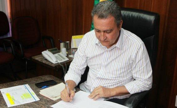 [Rui Costa prorroga prazos para recolhimento do ICMS na Bahia]