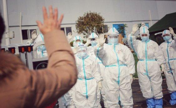 [Número de pessoas recuperadas do coronavírus no mundo ultrapassa 300 mil]