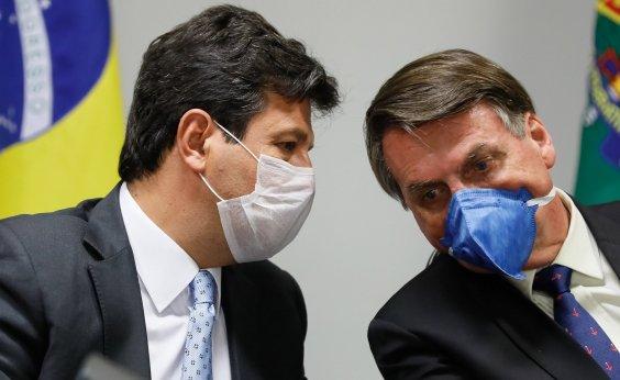 [Bolsonaro convoca Mandetta para reunião no Planalto]