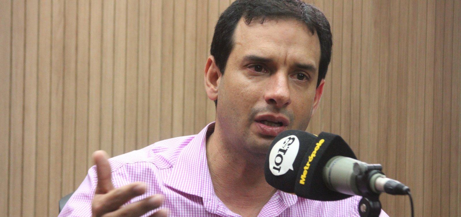 [Secretário diz que Salvador pode ter 'lockdown' para evitar colapso em sistema de saúde]