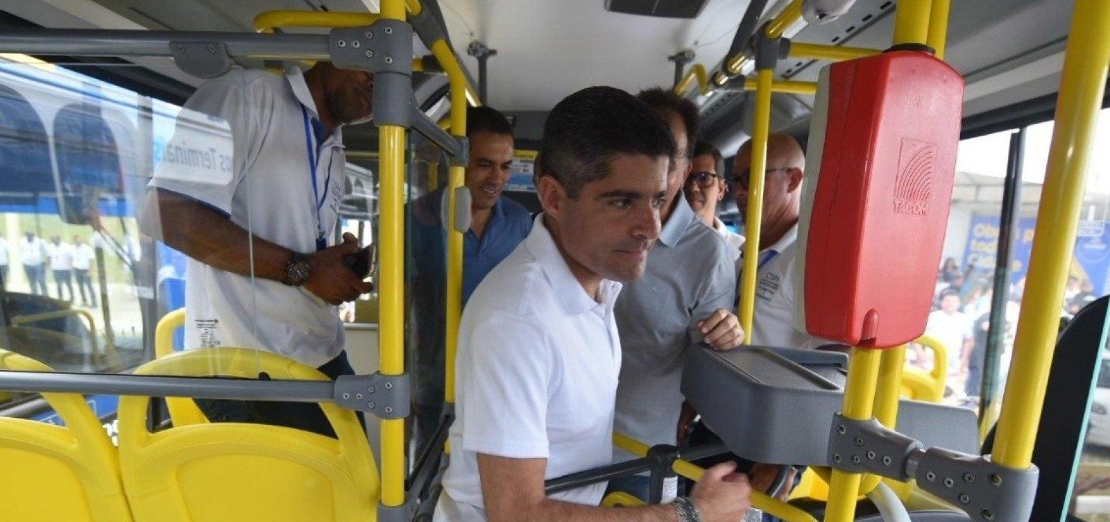 [Para evitar 'colapso', prefeitura de Salvador compra R$ 5 mi em passagens de ônibus]