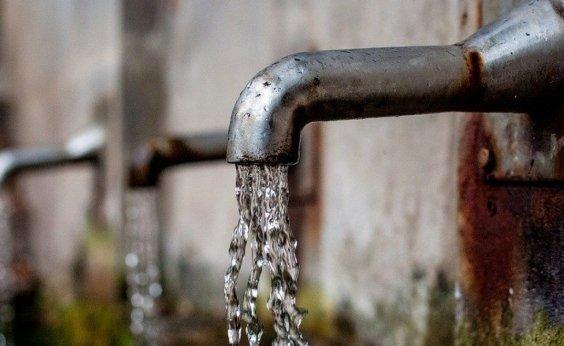 [Embasa interrompe abastecimento em 14 bairros para corrigir vazamento de água; veja]