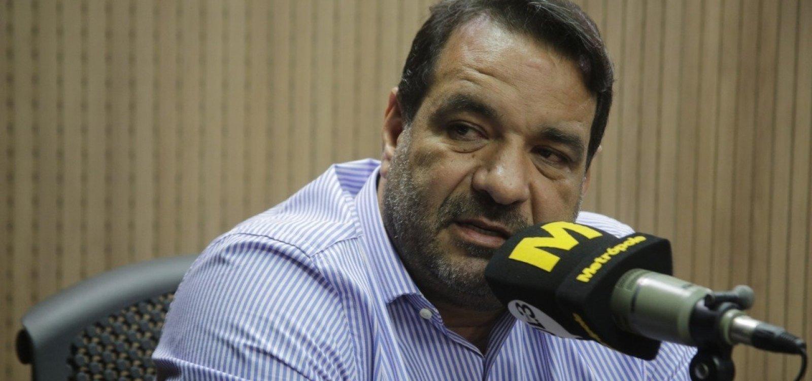 [Alan Sanches diz que corte de 50% em salário de deputados da Bahia é 'extremamente alto']