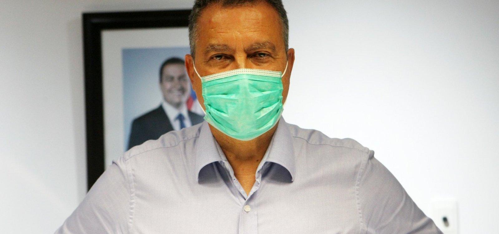 [Após problema na entrega, Bahia compra 300 respiradores da China por R$ 48 milhões]