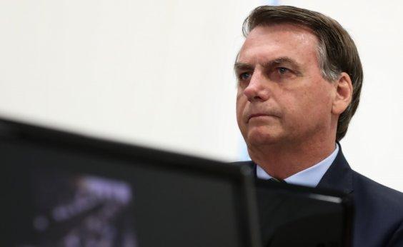 [Bolsonaro vai a Hospital das Forças Armadas em Brasília]