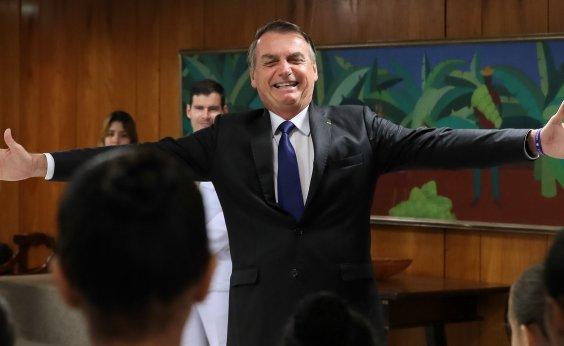 [Bolsonaro passeia por Brasília e rebate críticas: 'Ninguém vai tolher meu direito de ir e vir']