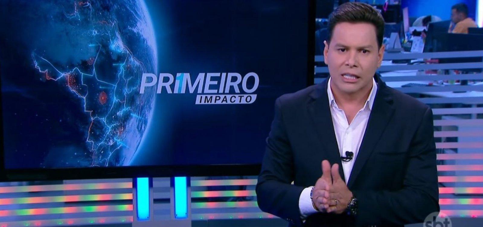 [Jornalistas pedem demissão de Marcão do Povo do SBT]