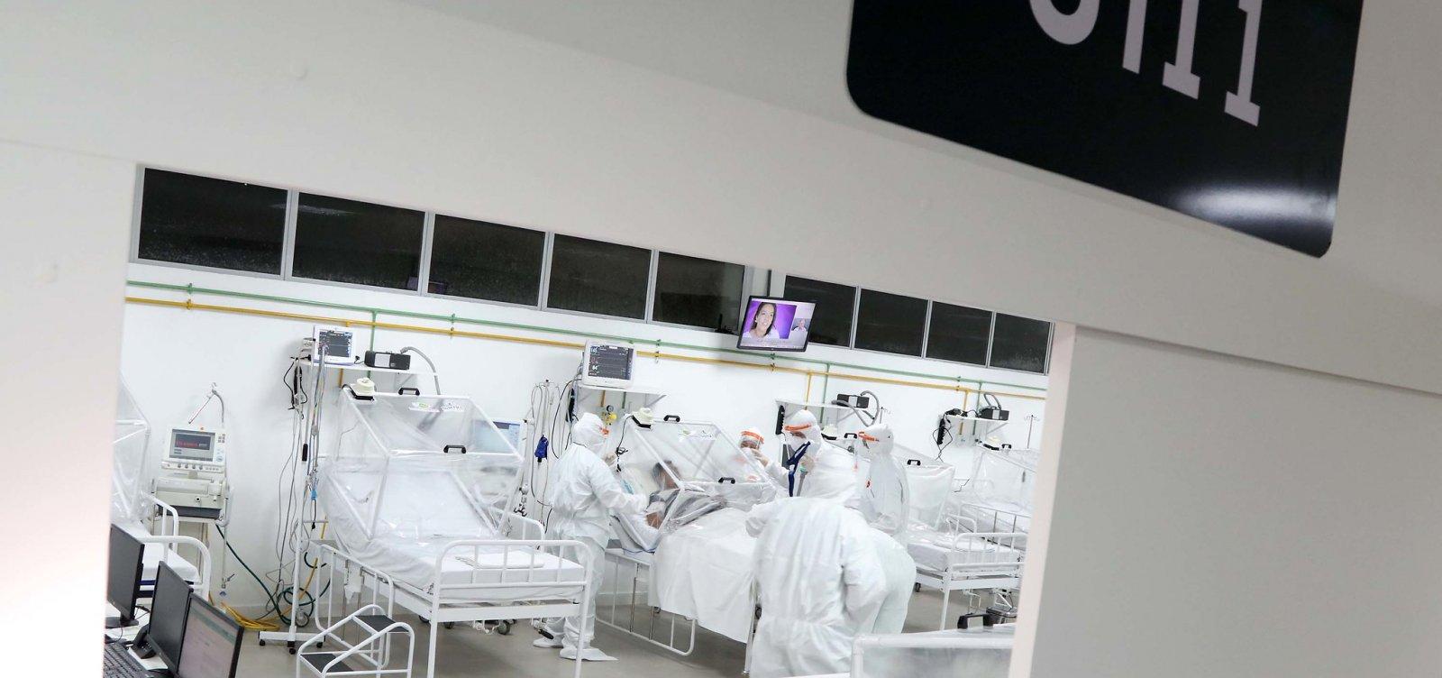 [Bahia registra mais duas mortes por coronavírus; total chega a 24]