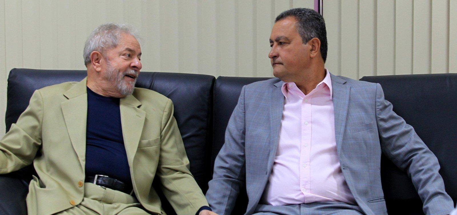 [Lula diz que Mandetta acabou com 'Mais Médicos' e elogia Consórcio do NE liderado por Rui]