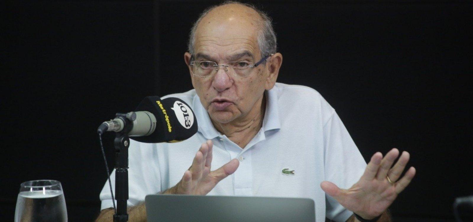 [Bolsonaro está 'empurrando' limites da democracia e deve ser responsabilizado, diz MK; ouça]