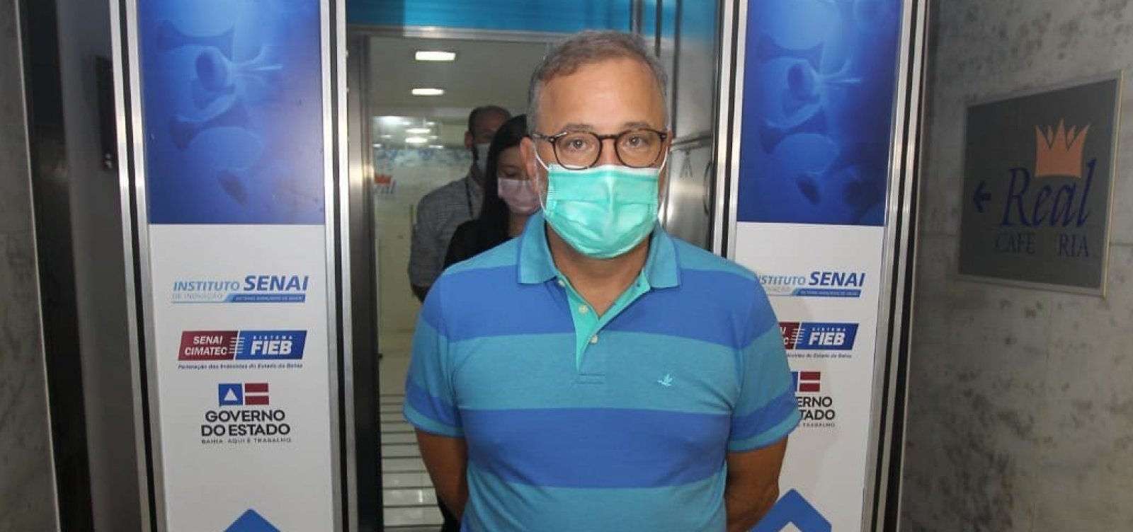 [Bahia não fará testes em massa de coronavírus, anuncia secretário]