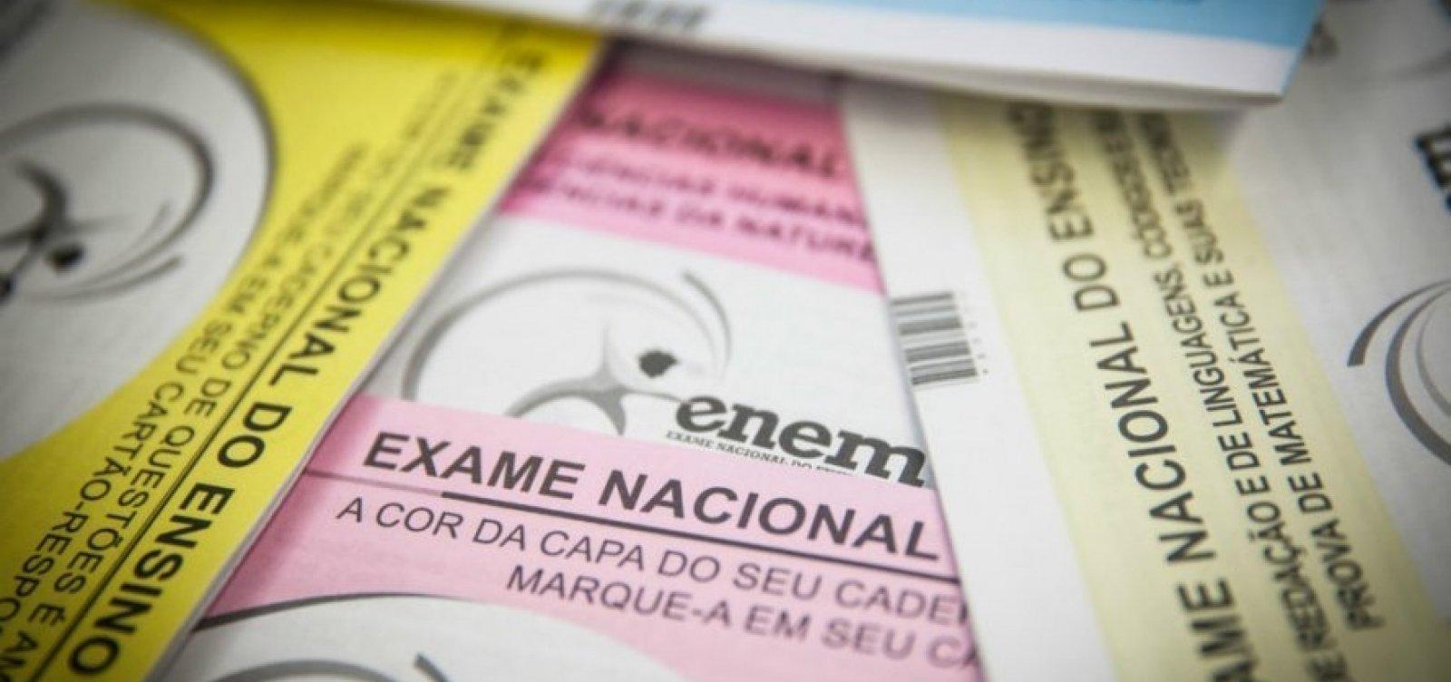 [Presidente do Inep afirma que é possível mudar a data do Enem 'se houver necessidade']