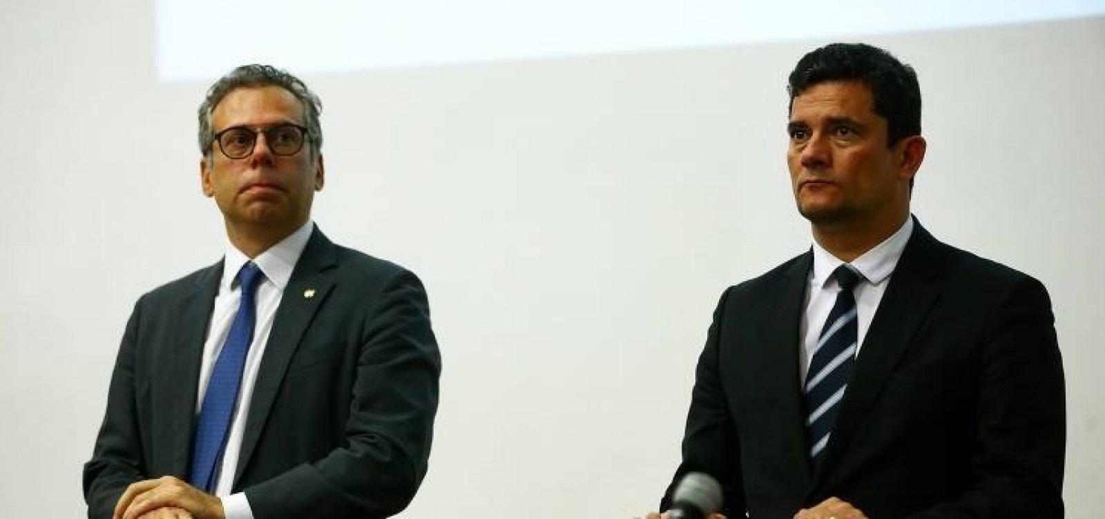 [Titular da Secretaria do Consumidor avisa que com a saída de Moro, colocará cargo à disposição]