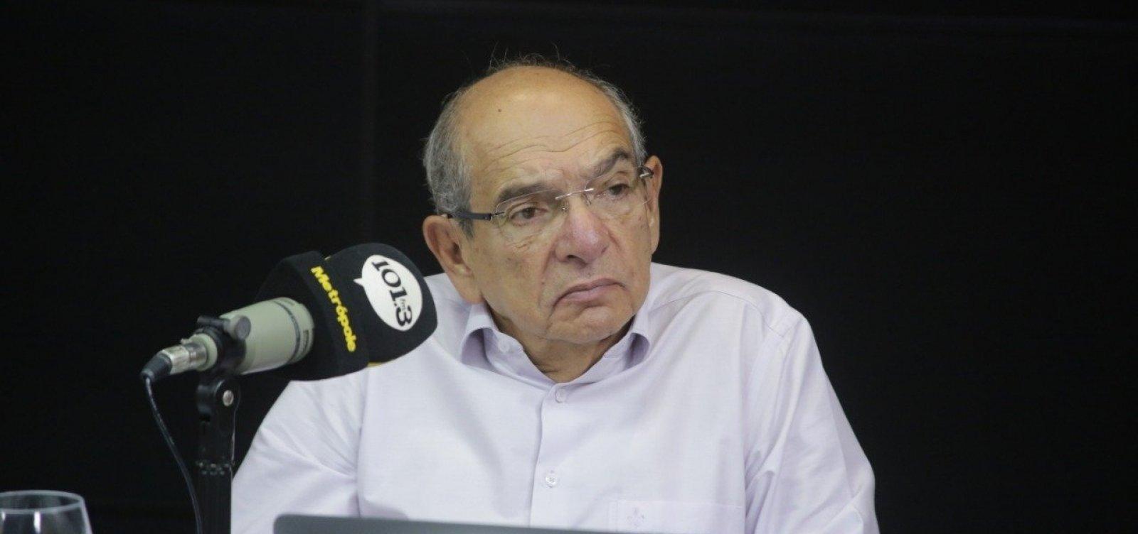 ['Quem precisa ficar dizendo que manda está inseguro', diz MK sobre Bolsonaro; ouça]