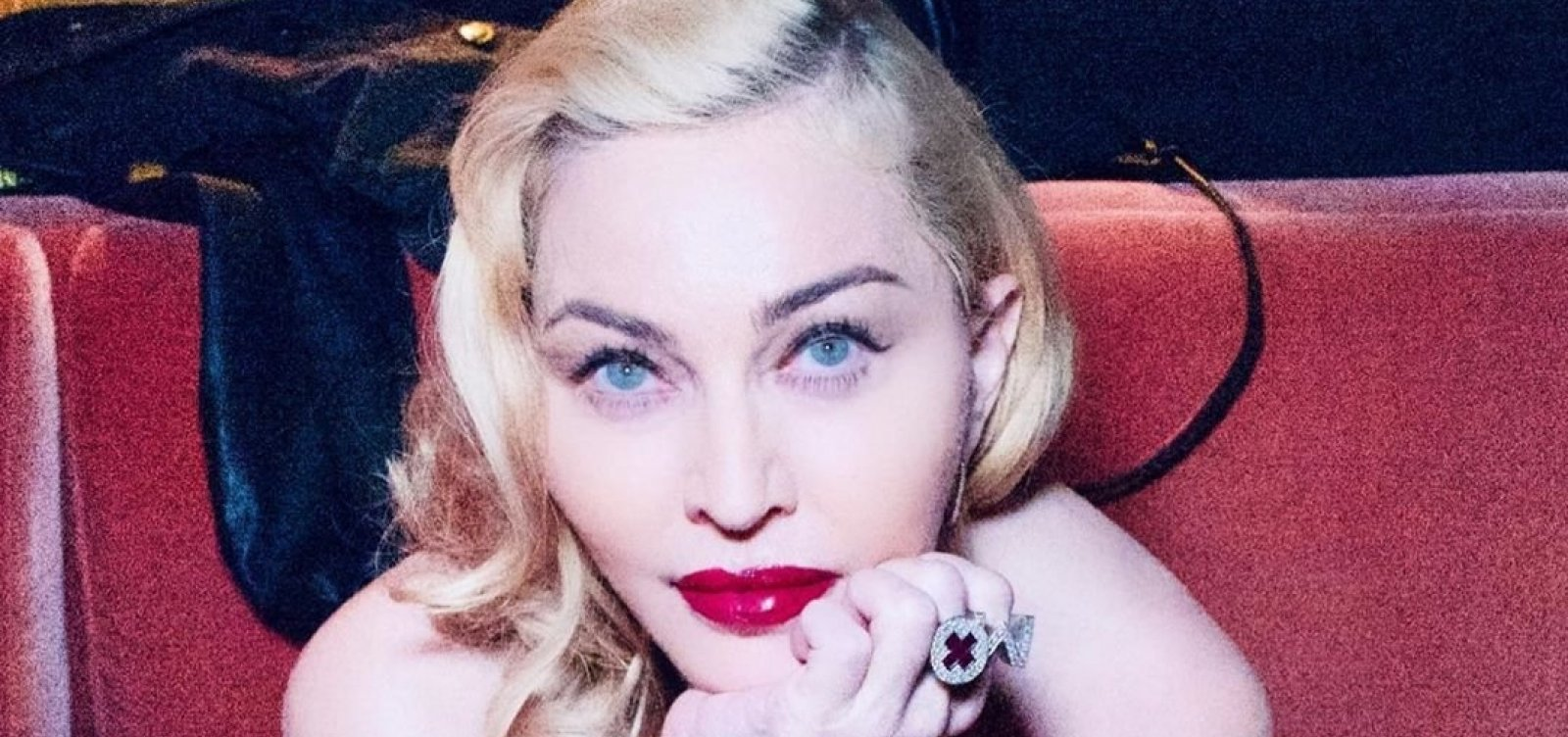 [Madonna diz que seu teste mostrou anticorpos do coronavírus: 'Vou respirar Covid-19']