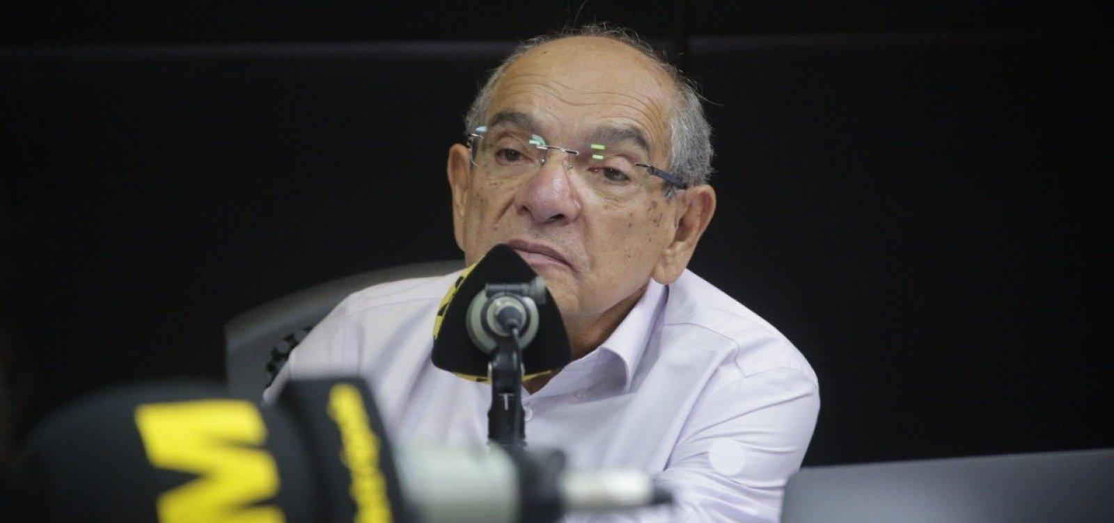 [Democracia brasileira 'está acabando' e Bolsonaro precisa ser contido, diz MK; ouça]