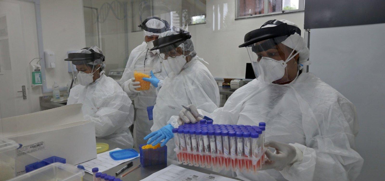 [Bahia tem 3 novas mortes por Covid-19; casos chegam a 3.975 ]