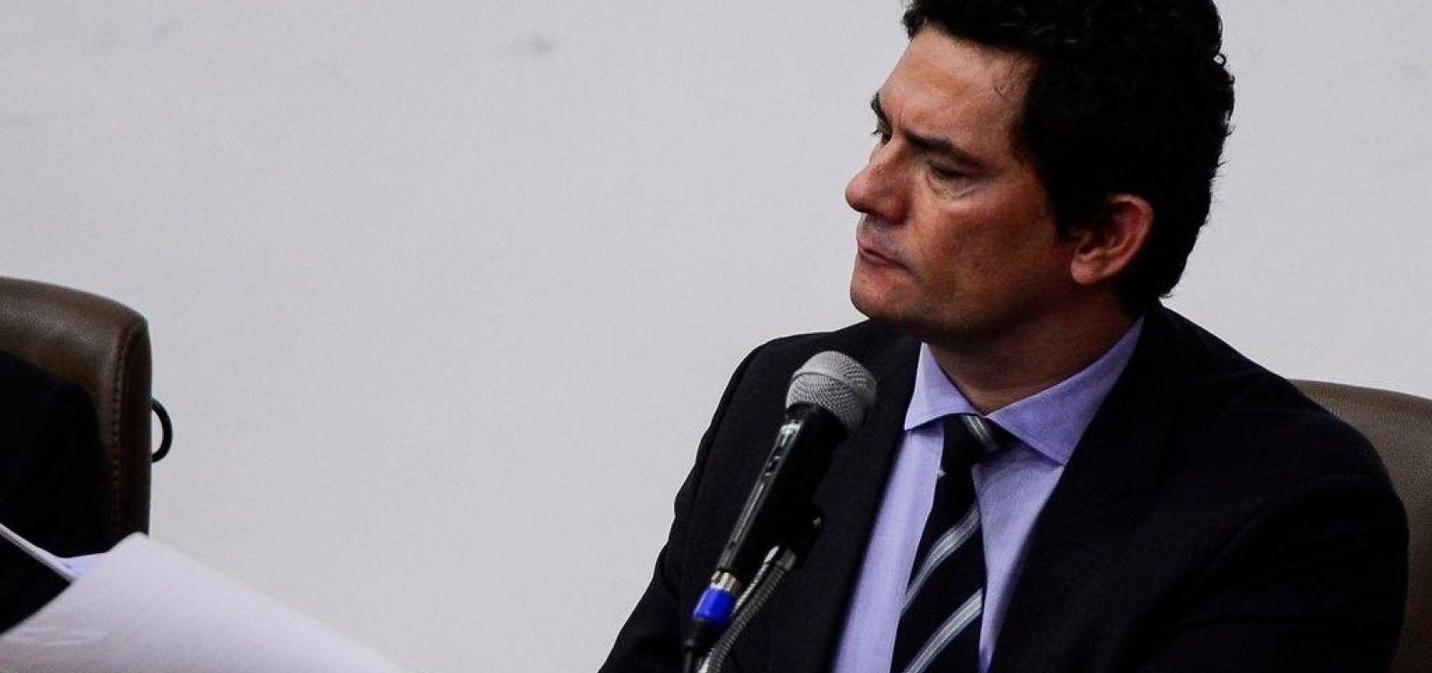 [Vaza depoimento de Sergio Moro à Polícia Federal; veja na íntegra]