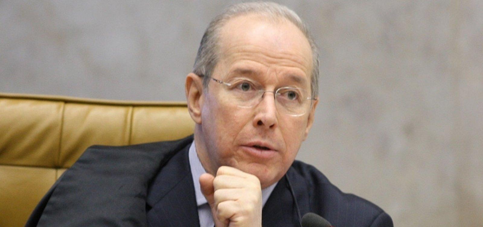 [Celso de Mello autoriza Moro, PGR e PF a acessar vídeo de reunião ministerial em 'ato único' ]