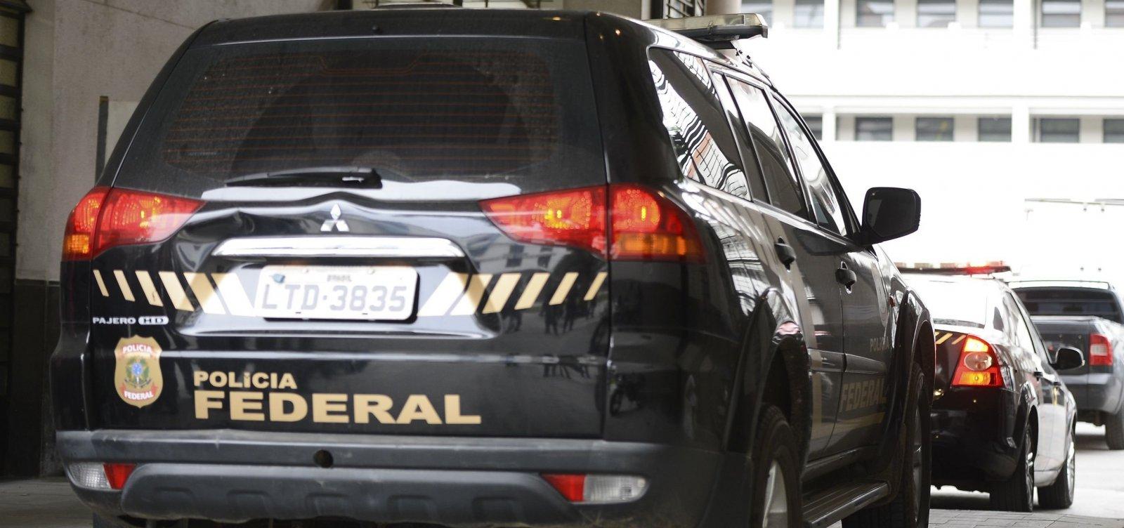 [Operação Faroeste: PF faz busca de documentos em residência de desembargadora]