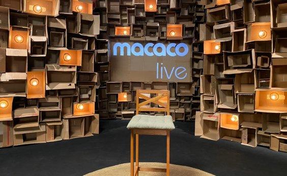 [Macaco Live recebe Pablo na próxima quinta-feira]