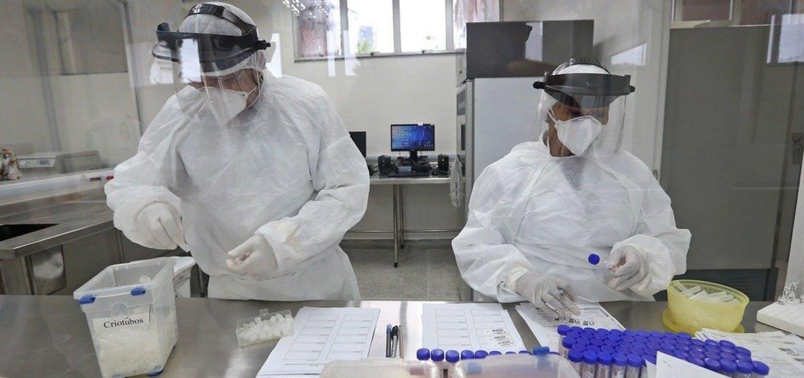 [Bahia é o terceiro estado com mais aplicação de testes para Covid-19 no Brasil]