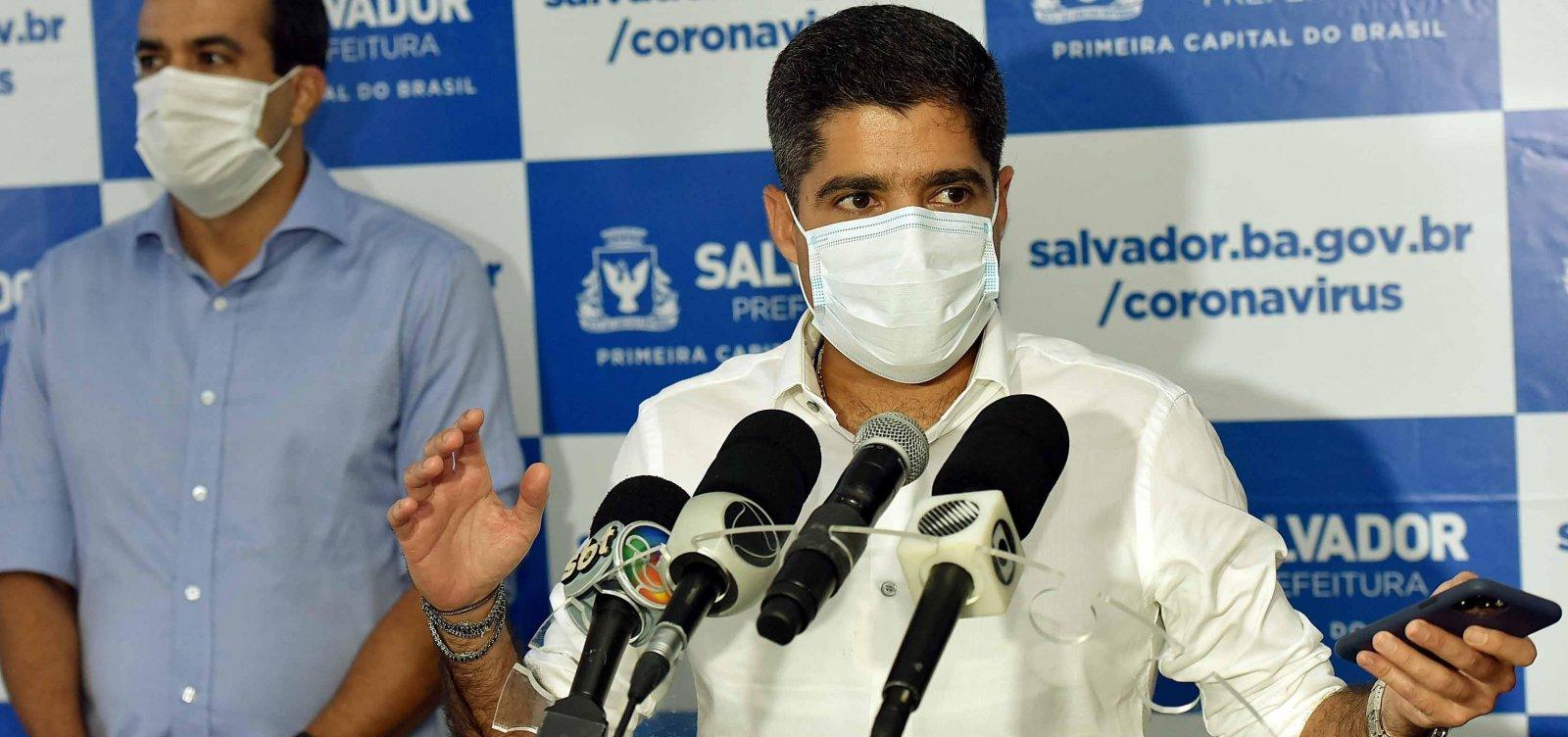 [Prefeito de Salvador diz que decreto de Bolsonaro 'não vale de nada']