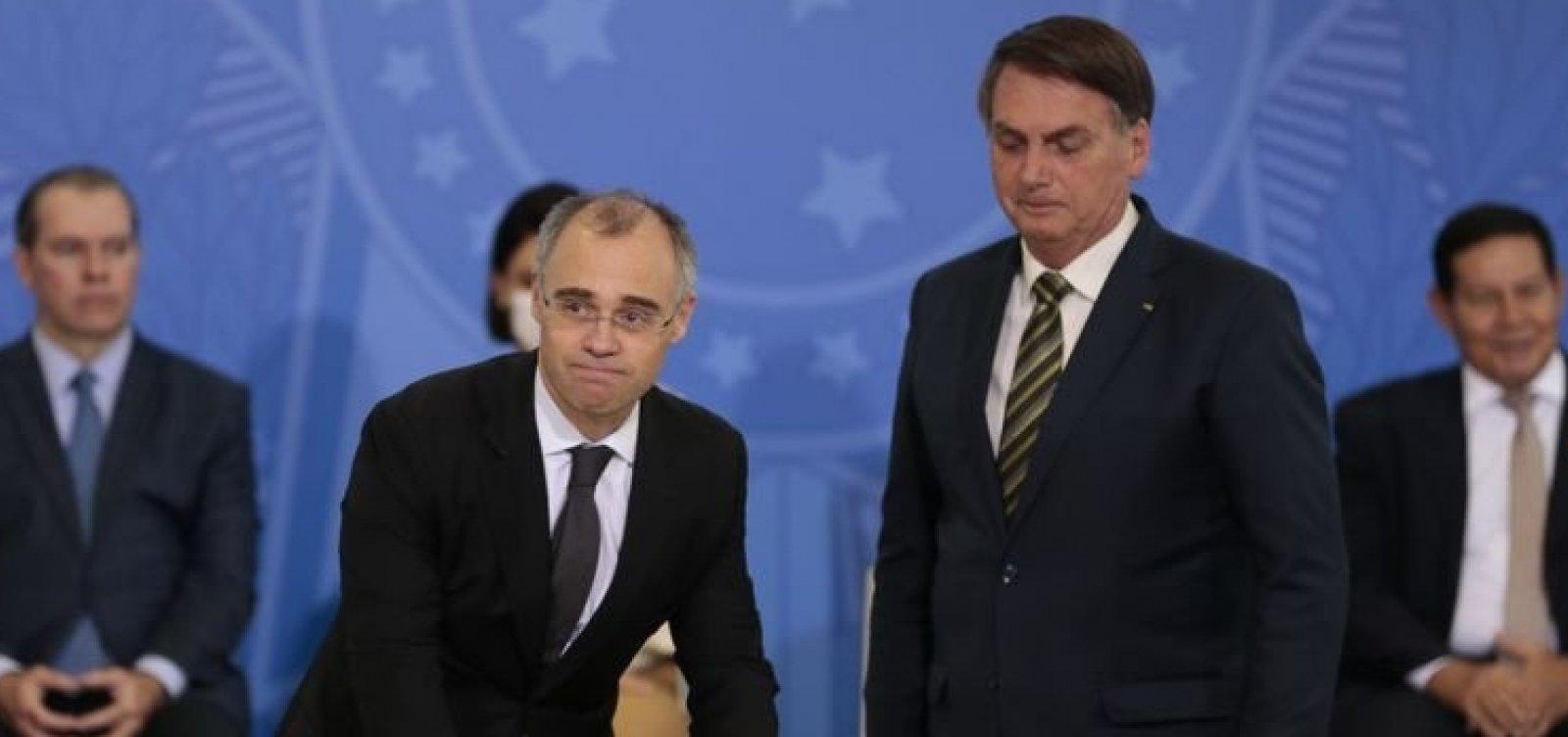 [Ministro da Justiça, André Mendonça compara caso Moro a Watergate]