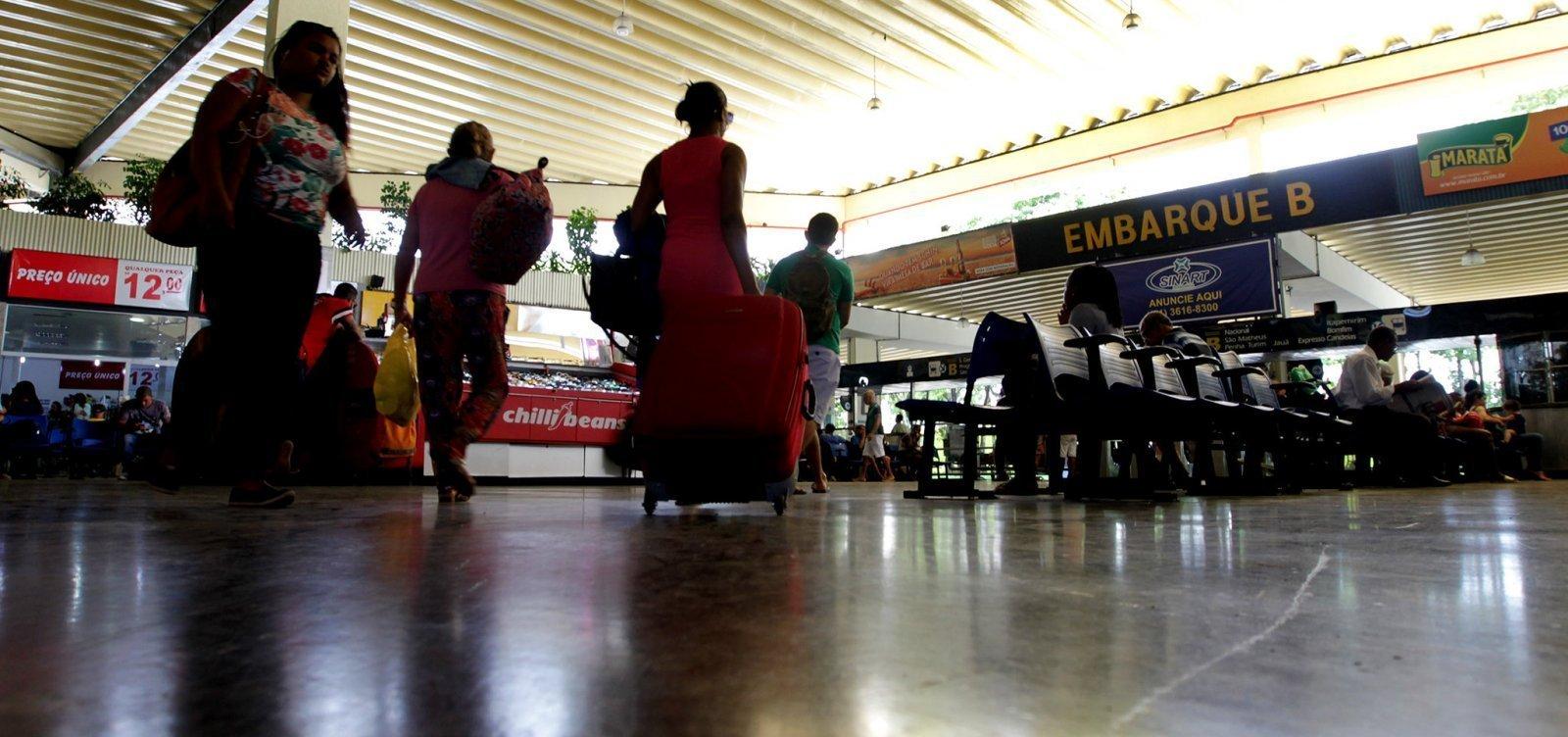 [Bahia tem mais 13 municípios com transporte suspenso; total chega a 139]