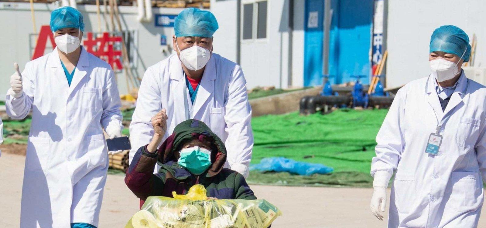[Mais de 1,5 milhão de pessoas já estão curadas de coronavírus no mundo]