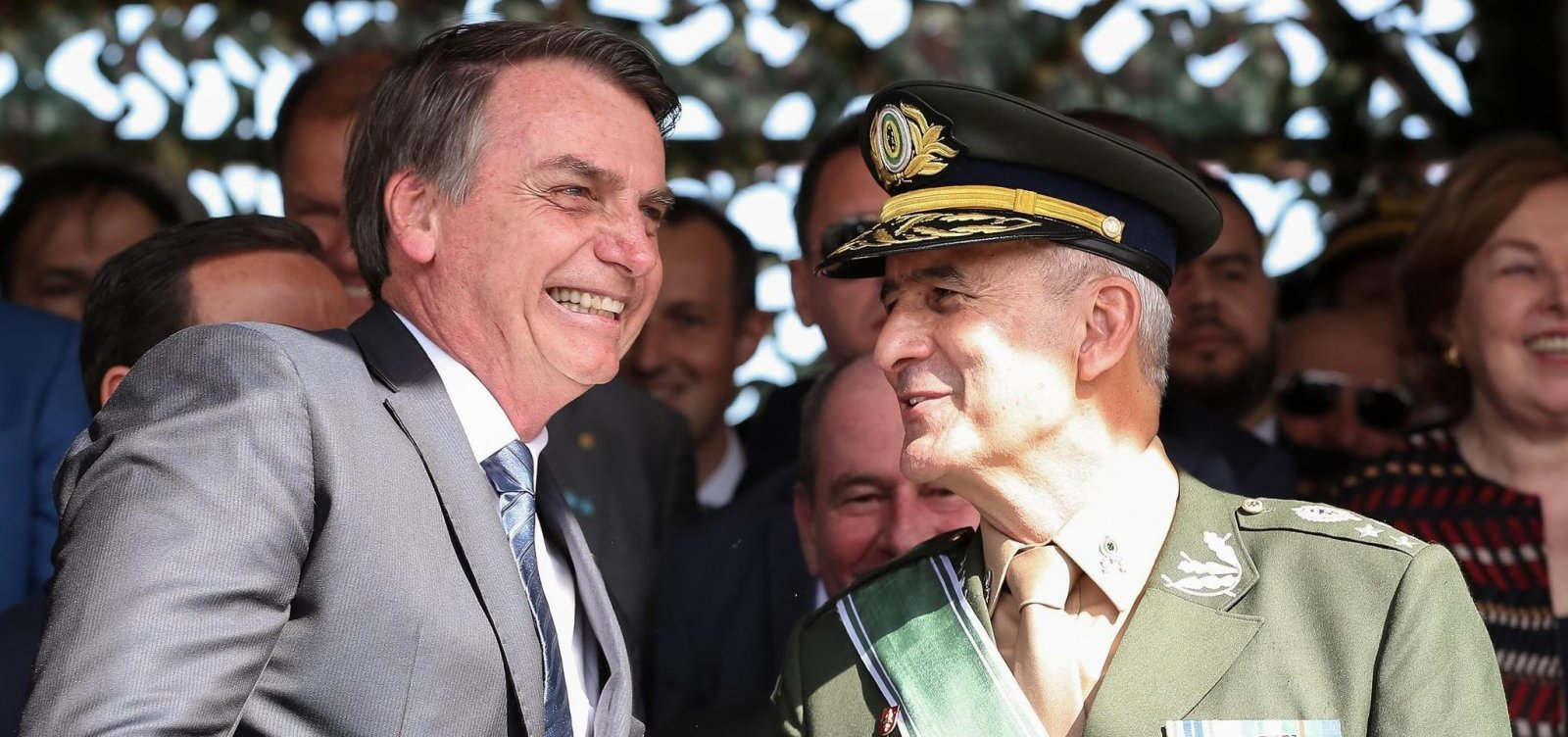 [Bolsonaro diz que ministro 'se equivocou' ao falar que PF foi mencionada em reunião de 22 de abril]