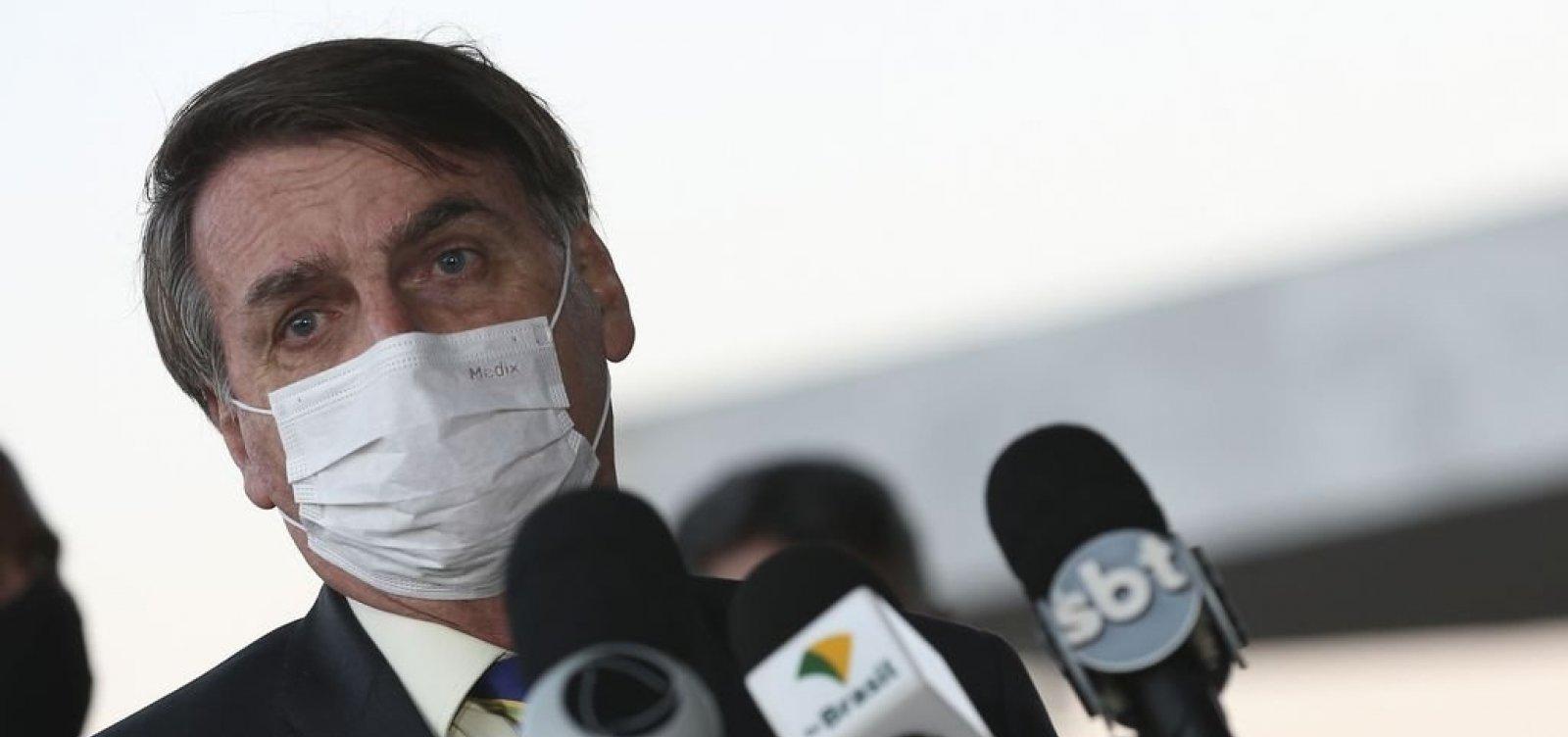 ['Quem não quiser trabalhar, que fique em casa', diz Bolsonaro após recorde de mortes]
