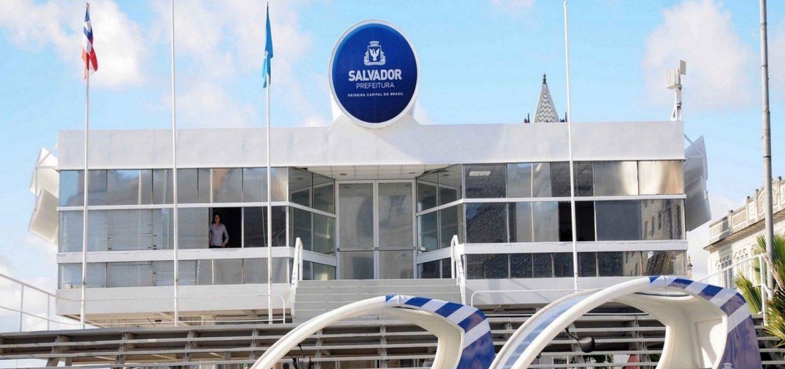 [Prefeitura de Salvador pede autorização da CMS para usar quase R$ 30 mi de operação de crédito]