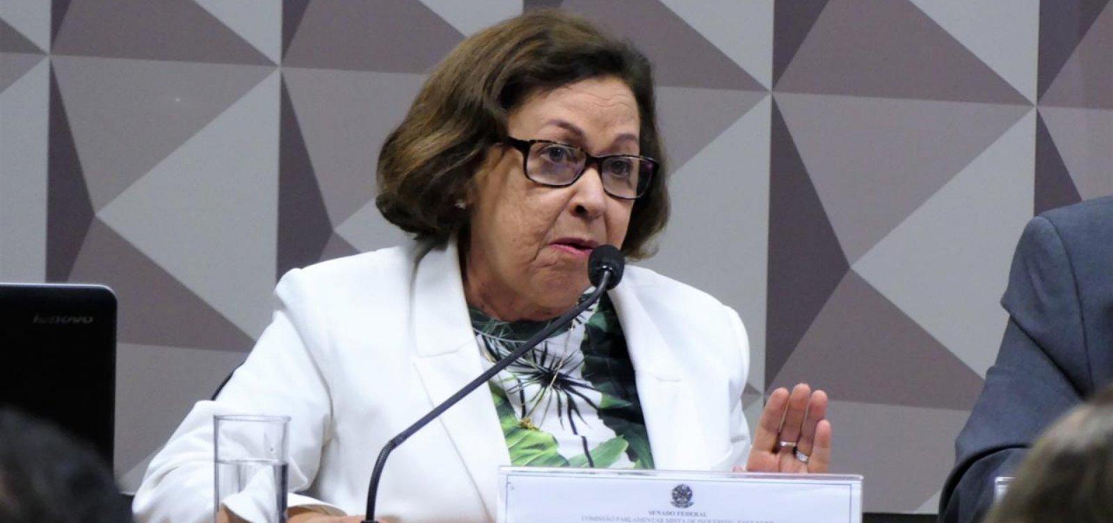 [Lídice da Mata diz que ministro da Educação é o mais 'deseducado' que já viu na pasta]