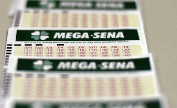 [Mega-Sena acumula e próximo sorteio pode pagar R$ 100 milhões]