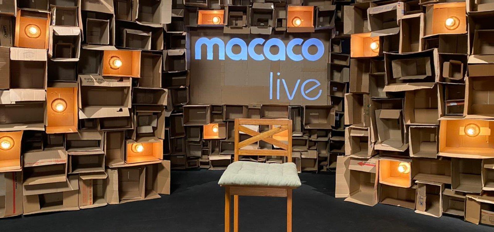 [Chegou a vez do arrocha: Macaco Live recebe Pablo hoje]