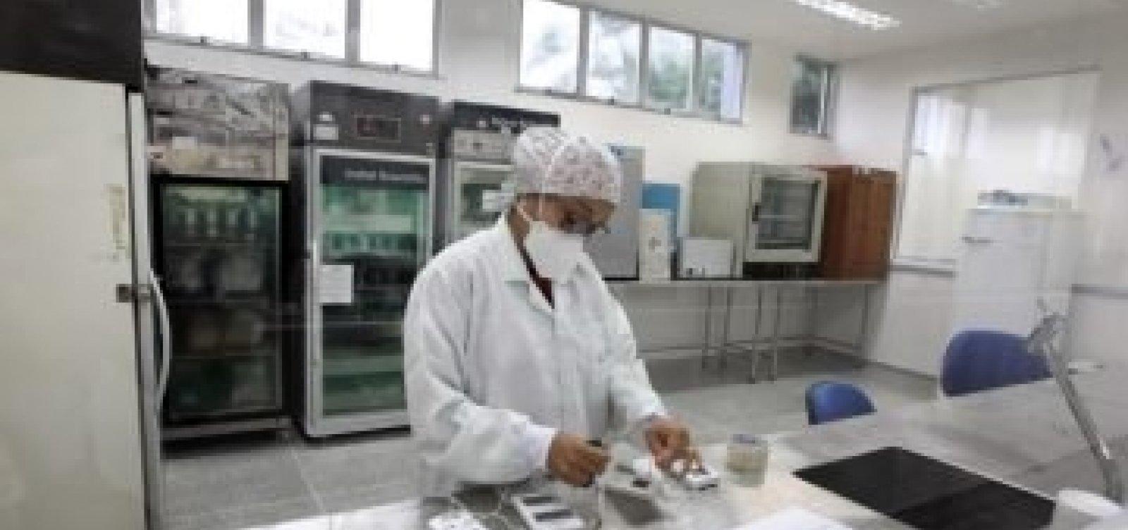 [Laboratório estadual em Jequié inicia testes moleculares para Covid-19]
