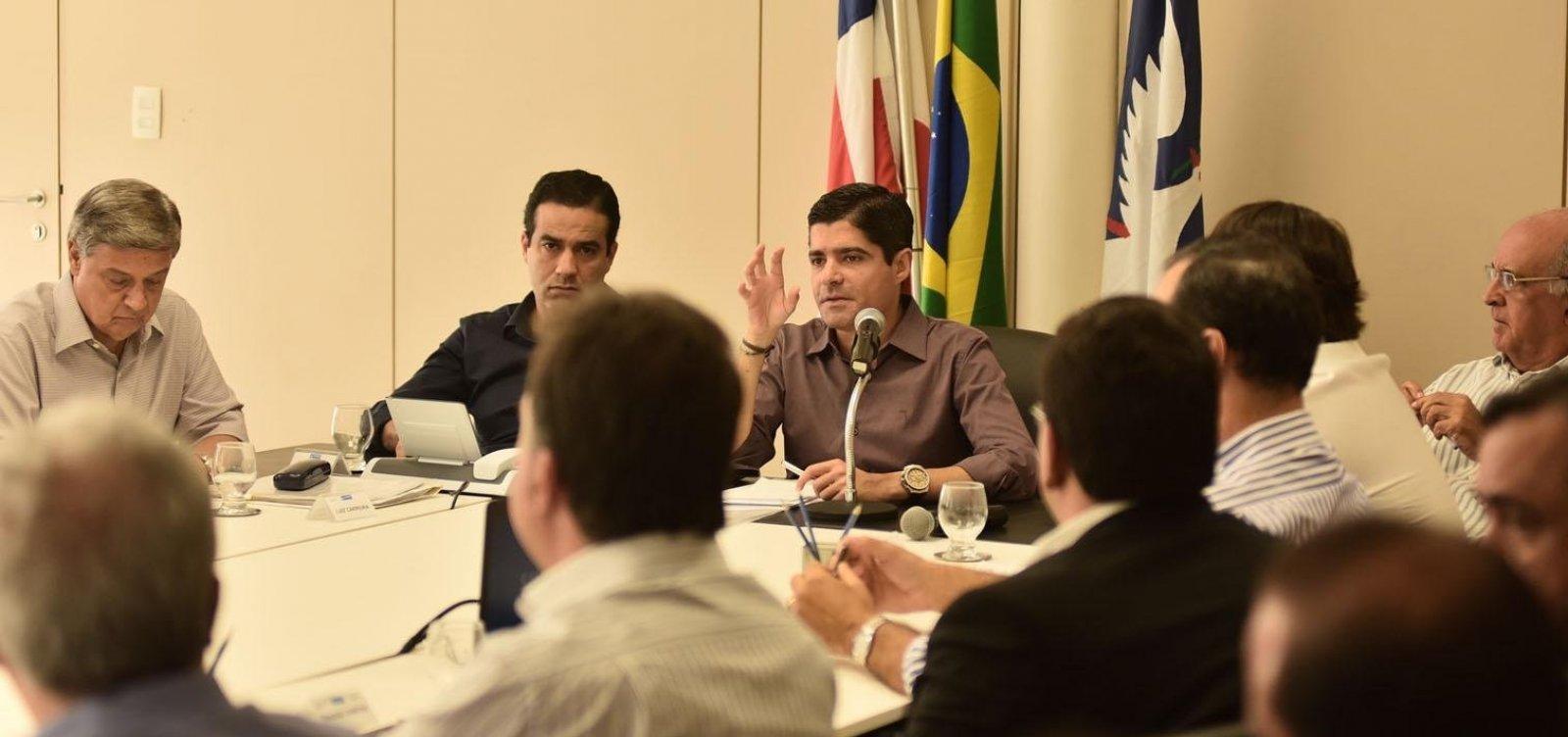 [Covid-19: Prefeitura de Salvador faz exame em mais de 100 colaboradores que têm contato com Neto]