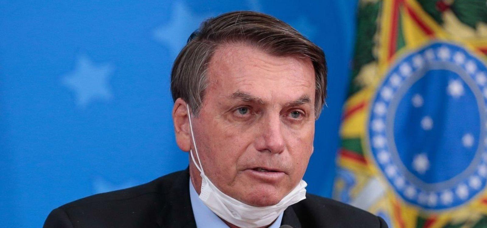 ['Não vou esperar f** minha família toda de sacanagem', disse Bolsonaro em reunião; confira transcrição]