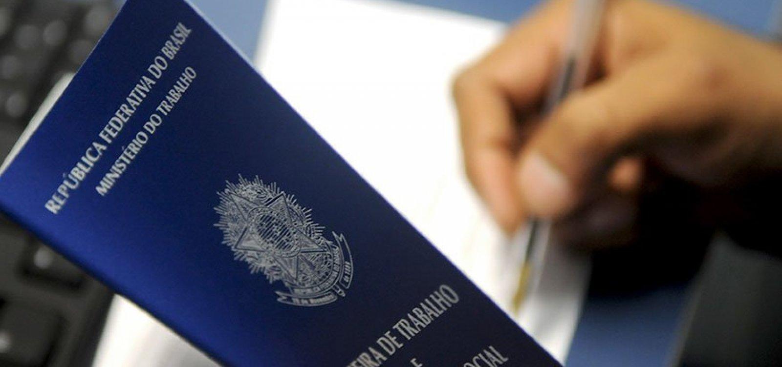 [Bahia tem maior taxa de desocupação do país no 1º trimestre, com 18,7%]