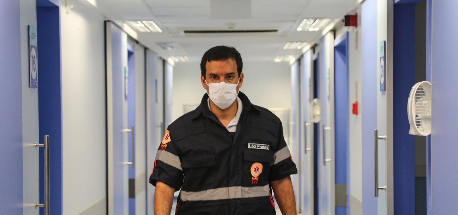 [Troca de ministros da Saúde 'amplifica problema', diz secretário da pasta em Salvador]