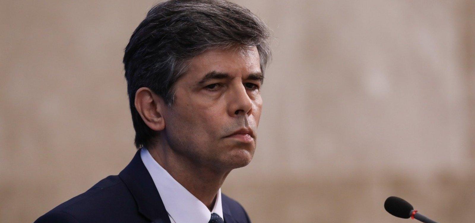 ['Não aceitei o convite pelo cargo, mas achei que podia ajudar o Brasil', diz Teich]