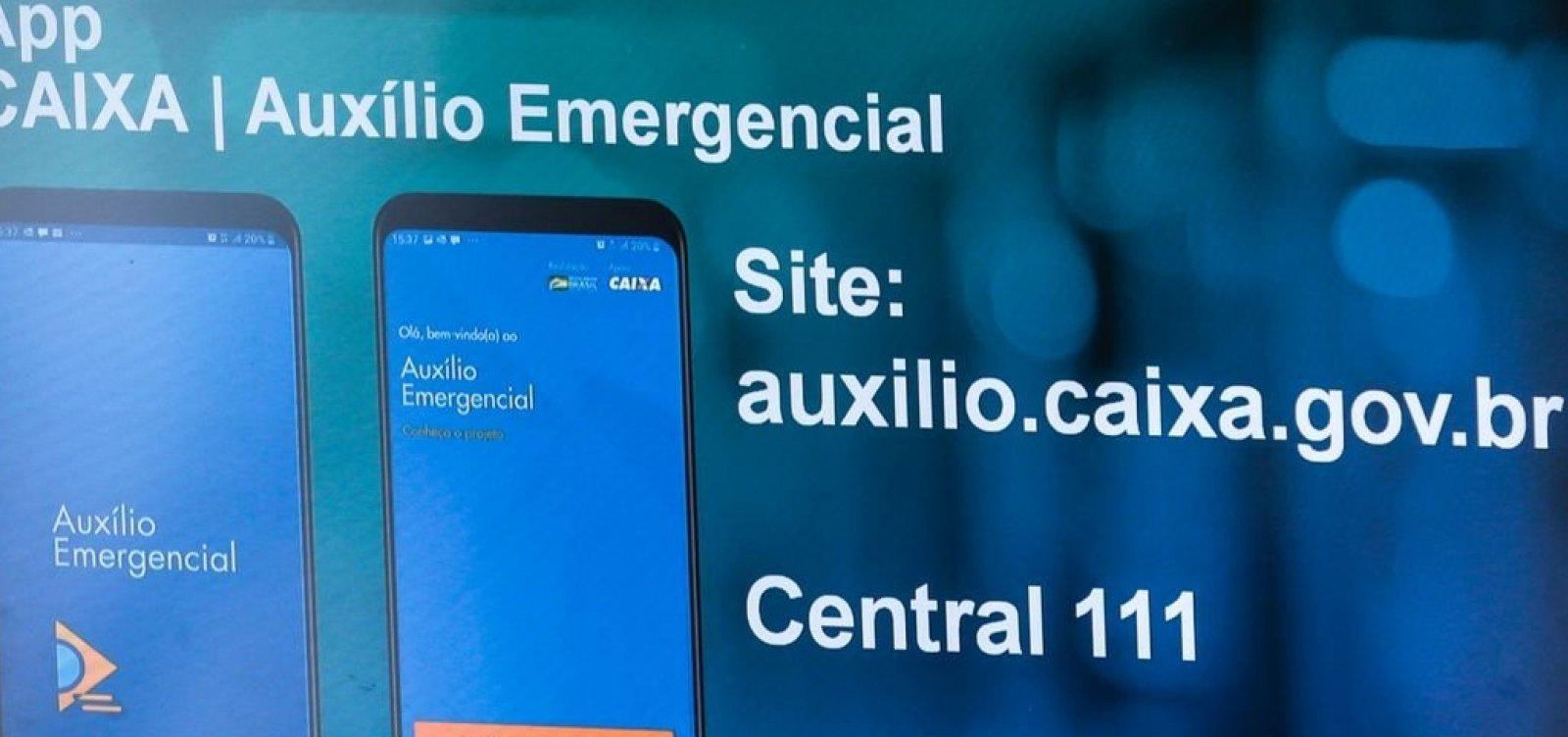 [Auxílio emergencial: Governo vai pagar novo lote da primeira parcela a partir de terça]