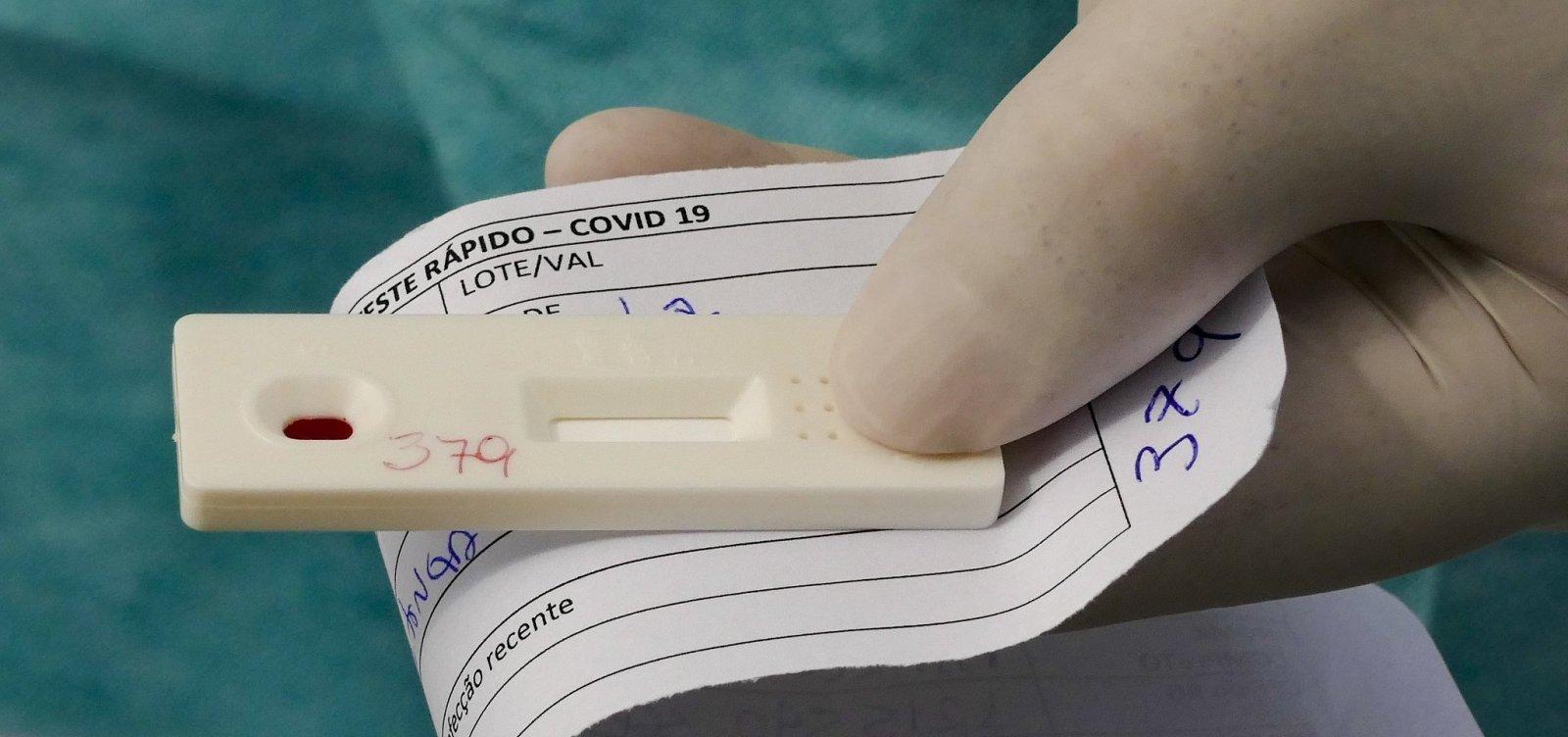 [Coronavírus: Brasil tem 15.305 novos casos e 824 óbitos nas últimas 24 horas]