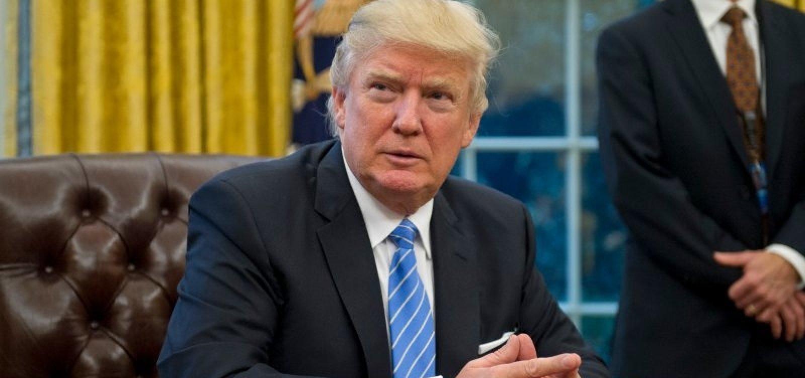 [Trump recua e admite que uso da cloroquina pode ter resultados 'não tão bons']