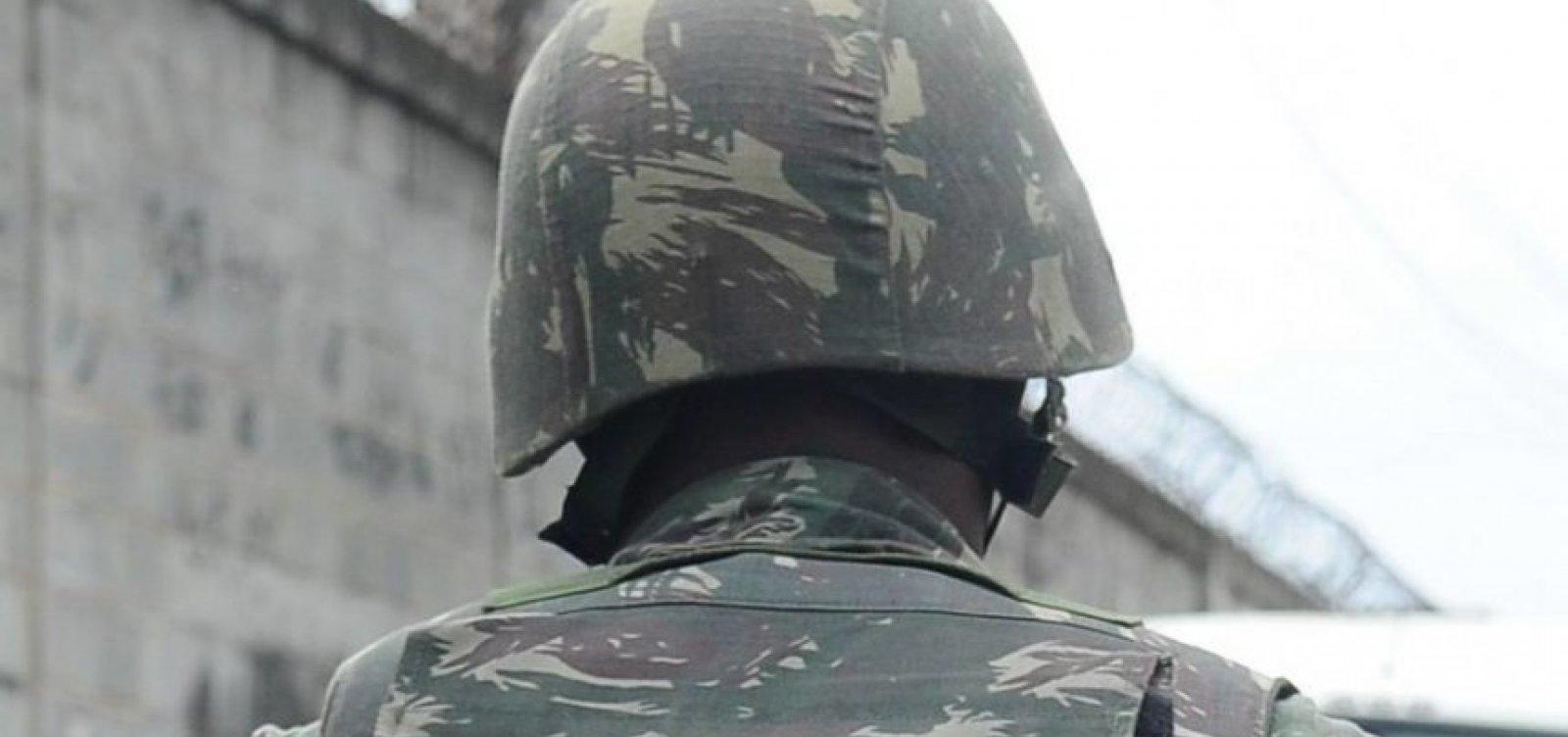[Corpo de militar que desapareceu durante operação em Alagoinhas é encontrado]